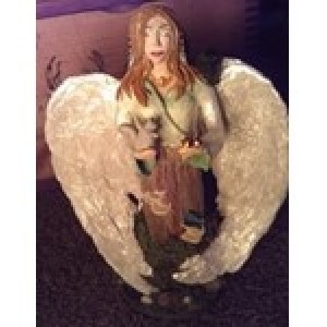 Nature's Angel Figurine