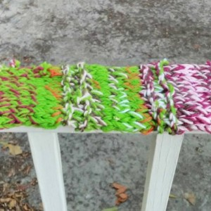 Toddler scarf, Neck warmer, 2 to 4 T