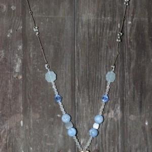 Brooch pendant necklace