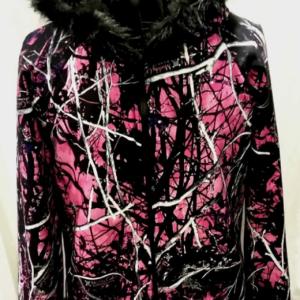 Handmade Camouflage Coat