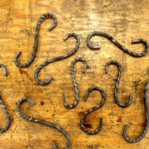 Forged S Hook
