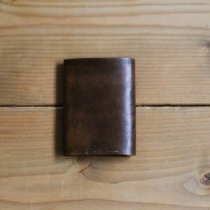 Custom Leather Wallet, Minimalist Wallet, Leather Wallet, Mens Anniversary Gift (Light Brown Color)