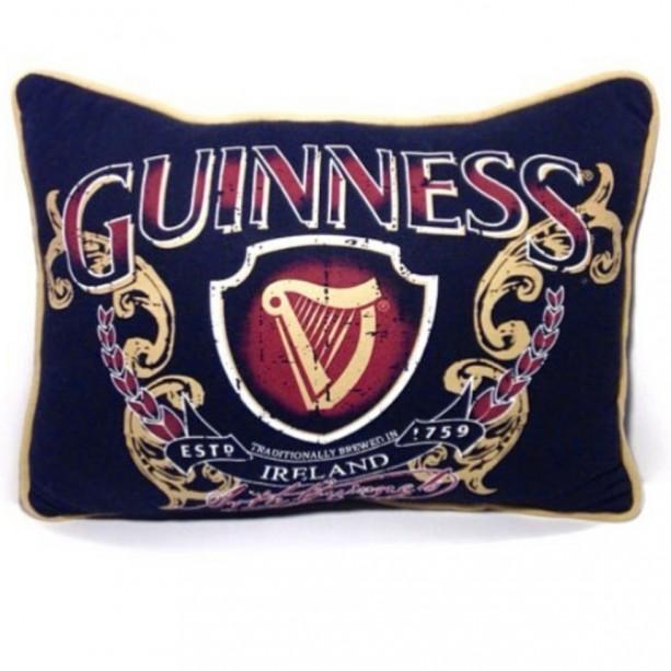 Guinness Beer T-shirt throw pillow