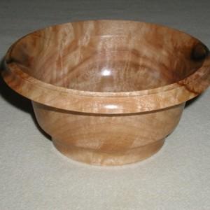 Wood Bowl Camphor