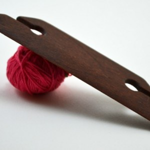 "4.5"" Weaving Shuttle For Inkle Weaving Card Or Tablet Weaving Belt Weaving Handcrafted From Mahogany"