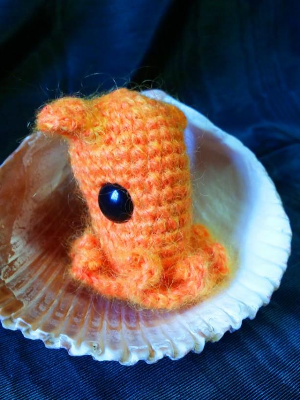 Amigurumi DUMBO OCTOPUS - crochet