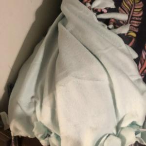 Tie blanket