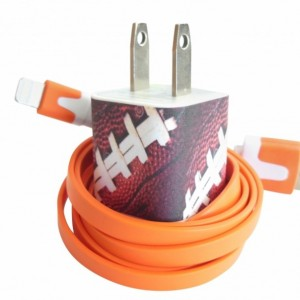 Football Fun Cell Phone Charger