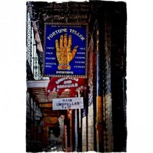 Fortune Teller - New Orleans Print - 8 x 10