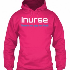 Inurse There's no app for that