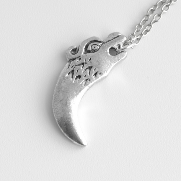 Bear Fang Necklace