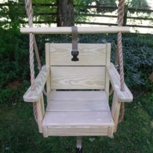 Toddler Tree Swing