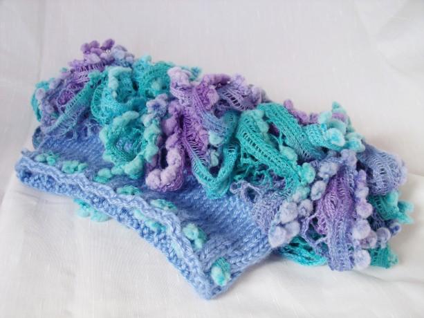 Ruffle Skirt, Knit Baby Skirt, Infant, Newborn, Photo Prop, Tutu Skirt, Blue, Purple, Emerald Green
