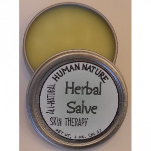 Herbal Salve, 2 oz