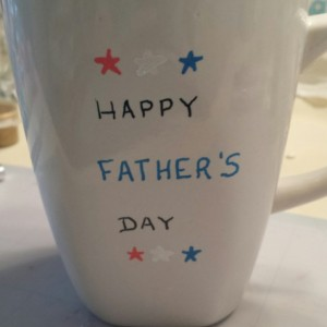 Hero Father's Day Coffee Mug