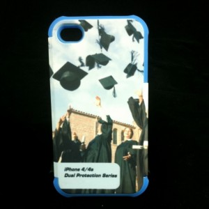 iPhone 4/4s Custom Dual Protection Case