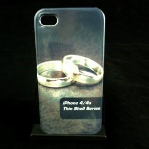 iPhone 4/4s Custom Thin Shell Case