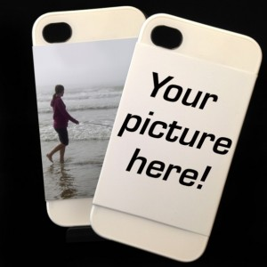 iPhone 4/4s Custom Wallet Series Case