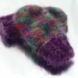 Michigan Mittens thumbless mittens