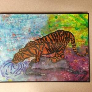 Tiger at Midday