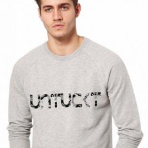 Untuckt – Camo Hoody Matches Foamposite Silver Camo