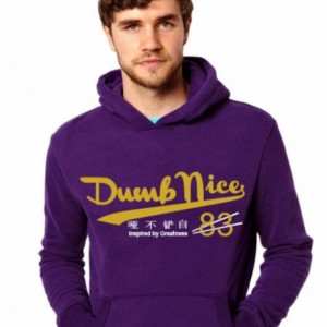 Untuckt – Dumb Nice Hoody Matches KD 6 Black History Month