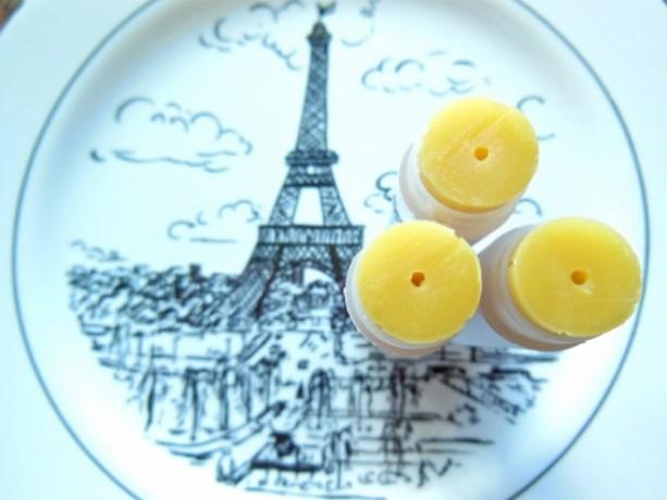 Organic Lip Butter TRIO... Certified Organic