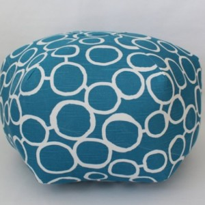 Pouf Ottoman Floor Pillow Freehand Aquarius