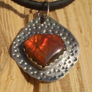 Heart of Stone Pendant