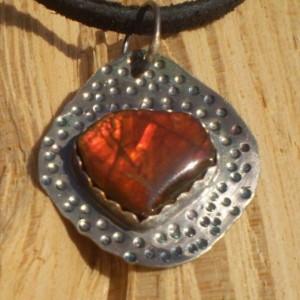 Heart of Stone Pendant