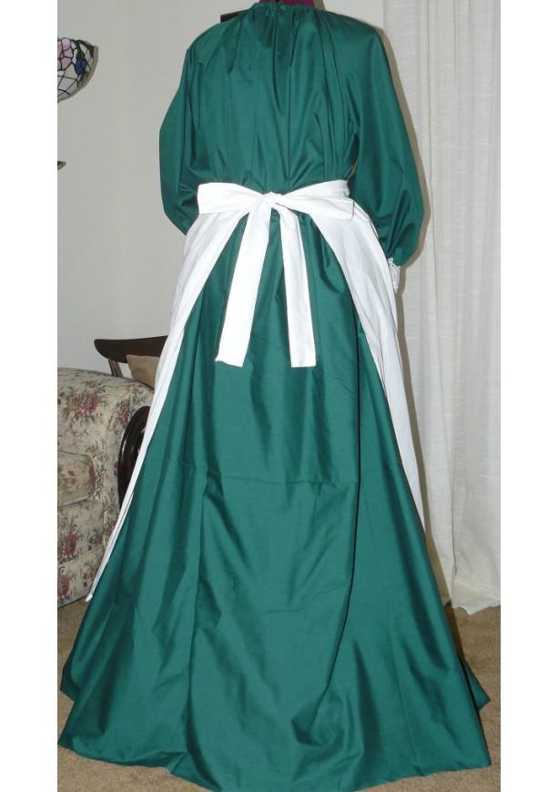 Little House on the Prairie Dress Set Civil War Ladies CUSTOM Size 2-24