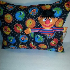Ernie Pocket Pillow