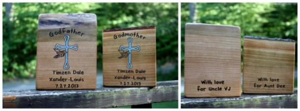 Godmother Gift Godparent Gift Personalized Gift For: Baptism Gift For Godparents- Personalized Gift