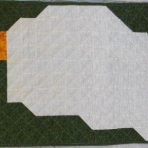Constant Prayer Angel Wings Quilted Prayer Shawl