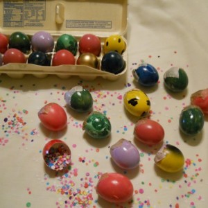 CASCARONES, Confetti Eggs 3 Dozen - Fiesta, Party, Easter Eggs FUN