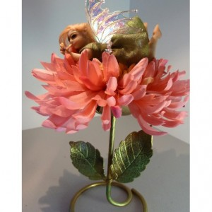 OOAK Flower Fairy Florabunda