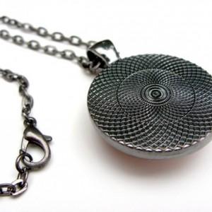 Cursive Initial Necklace