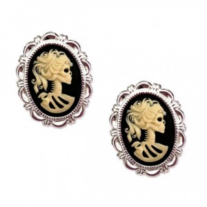 Skeleton Earrings - Lolita Halloween Jewelry