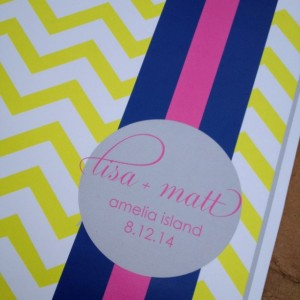 Colorful Custom placemats for special occasions