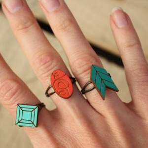 Geometric Ring Set