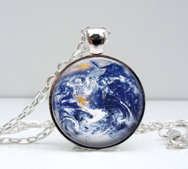 Earth Necklace