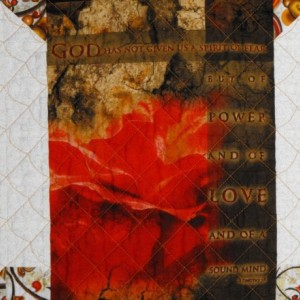 Spirit of Love Angel Wings Prayer Shawl