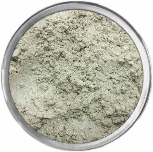 Iced Mint loose mineral powder multiuse color makeup bare earth pigment minerals