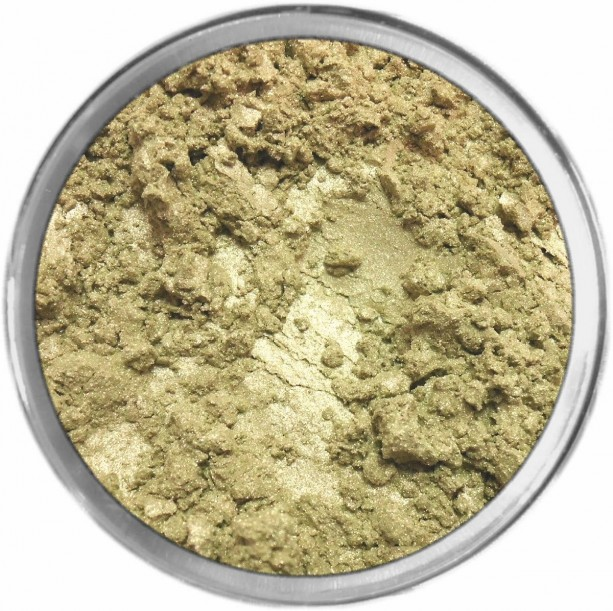 Olive loose mineral powder multiuse color makeup bare earth pigment minerals