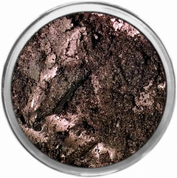 Sultry Cafe loose mineral powder multiuse color makeup bare earth pigment minerals