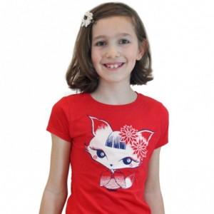 Girl geisya Fox Tee