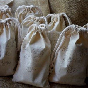 Bridal Party Survival Kit  - Wedding Party Gift