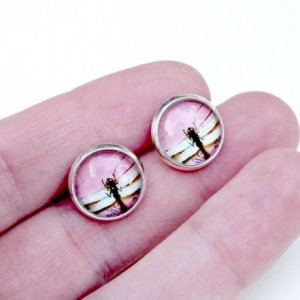 Space Galaxy Earrings