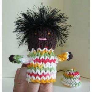 Finger Puppet - Custom Made to Order