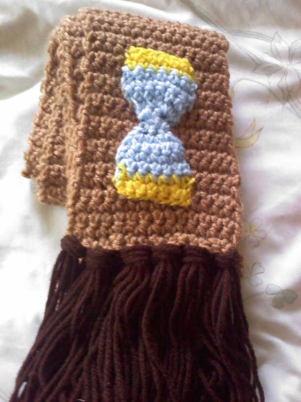 My Little Pony Friendship is Magic -- Doctor Whooves Scarf